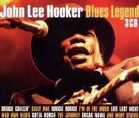 Cover John Lee Hooker - Blues Legend [3CD]